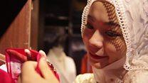 สาวมุสลิมจีนลำบากเพราะฮิญาบ