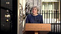 英国、6月8日に総選挙へ 市民の反応は