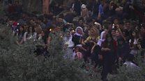 Yazidi New Year celebrations