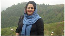 مادر آتنا دائمی: وضعیت جسمانی او در زندان بسیار بد است