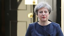 PM: Opposition were 'frustrating' Brexit process
