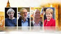 غالبية الأحزاب في بريطانيا تدعم إجراء انتخابات مبكرة