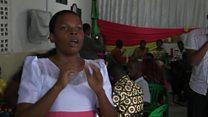 Kanisa la kipekee la viziwi Tanzania