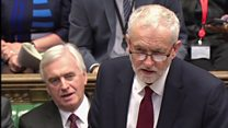 Corbyn: We welcome the general election