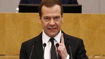 Медведев не будет и не советовал бы