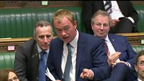 Tim Farron: Not a sin to be gay
