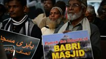 India's ruling party says Babri Mosque charges are 'political in nature'