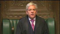 البرلمان البريطاني يصوت بأغلبية ساحقة لإجراء انتخابات مبكرة