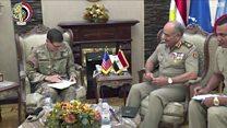 هلى يعود التعاون العسكري بين مصر وأمريكا إلى سابق عهده؟