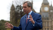Farage doesn't rule out running in election