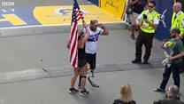 Ветеран Афганістану розчулив публіку на марафоні