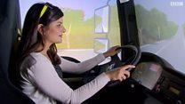 أول شاحنة محاكاة لتدريب السائقين في التشيك