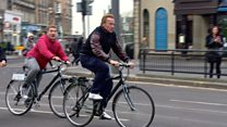 Cycling to work cuts cancer risk