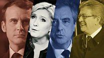 Кампанія на чотирьох - Франція вибирає президента