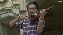 الموسيقى تعود إلى الموصل