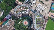 Cómo es viajar por el mundo con el nuevo Google Earth (y el naturalista David Attenborough)
