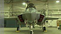 Stealth F35A