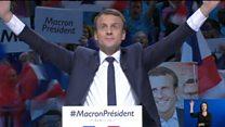 फ्रांस में राष्ट्रपति चुनाव और ग्यारह उम्मीदवार
