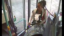 Passengers try to save dead baby on bus