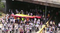 Протести у Венесуелі завершилися насильством