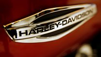 Harley-Davidson: The 'emblematic' US firm