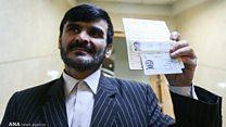"""گفتگو با بسیجی """"معروف"""": احمدینژاد میخواهد در کشور جنجال درست کند"""