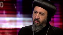 Angaelos: Christians facing genocide in Middle East
