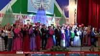 """Бишкекте """"Дүйнөлүк тилдердин фестивалы"""" өтүүдө"""