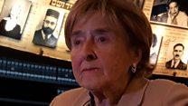 'My father was gassed in Auschwitz'