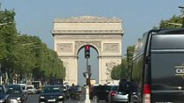 पेरिस में हमला
