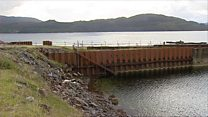 Jobs boost for Kishorn dry dock