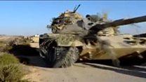 #تسريب_سيناء: فيديو يشعل مواقع التواصل في مصر