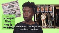 Uchaguzi wa urais Ufaransa unaathiri Afrika?