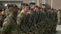 Британские военные в Эстонии: ждать ли инцидентов?
