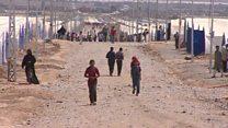 السلطات العراقية تواجه صعوبة في استيعاب نازحين من الموصل