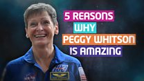 5 reasons why Peggy Whitson is amazing