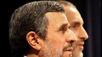 احمدینژاد در واکنش به تایید نشدن صلاحیتش: از هیچ نامزدی حمایت نمی کیم.