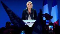 """مارين لوبان تدعو الفرنسيين إلى الوقوف ضد العولمة """"المتوحشة"""""""