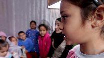 トイレが怖い――シリア難民キャンプで生活する6歳の少女