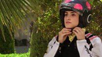 دراجات نارية تتحدى التقاليد في الأردن