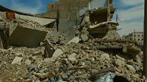ဆီးရီးယား ရာကာ မြို့အနီးက အခြေအနေ