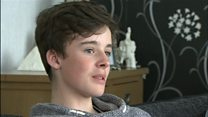 Teenager's two and a half year wait for kidney surgery