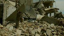 زخم های جنگ سوریه بر تن شهر باب در استان حلب