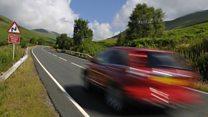 What's the biggest speeding fine?