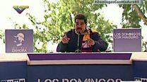 رئیس جمهوری ونزوئلا با برگزاری انتخابات موافقت کرد
