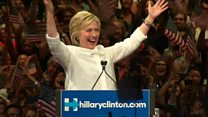 Clinton 'never blamed herself' for defeat
