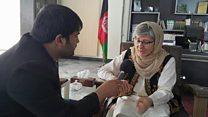 د افغانستان د بشري حقونو د کمیسون له مشرې سیما سمر سره ځانګړې مرکه