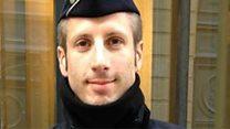 Nick Garnett's interview with officer killed in Paris, Xavier Jugelé