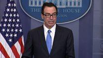 عقوبات أمريكية على 271 موظفا سوريا ردا على هجوم خان شيخون