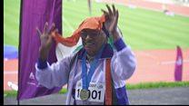 هندية عمرها 101 تشارك بدورة الألعاب العالمية للأساتذة